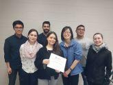 Graduate Student Research Award Presentation