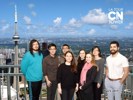 Trip to CN tower
